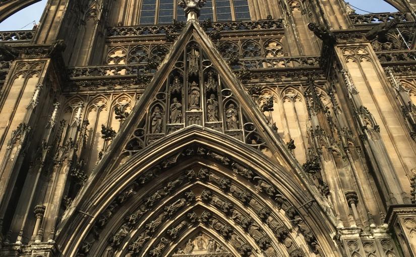 Eine Novemberreise: München, Zürich, Köln, Friesland, partdeux